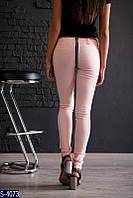 Брюки S-4073 (42, 44, 46, 48) — купить Штаны оптом и в розницу в одессе 7км