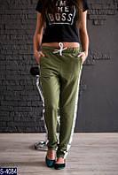 Брюки S-4084 (42, 44, 46, 48) — купить Штаны оптом и в розницу в одессе 7км