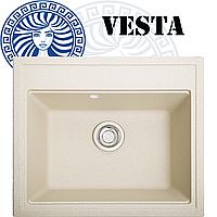 CORA - VESTA Кухонная мойка из искусственного камня + подарок