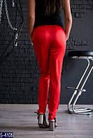 Брюки S-4105 (42, 44, 46, 48) — купить Штаны оптом и в розницу в одессе 7км