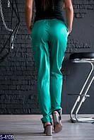 Брюки S-4109 (42, 44, 46, 48) — купить Штаны оптом и в розницу в одессе 7км