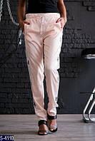 Брюки S-4110 (42, 44, 46, 48) — купить Штаны оптом и в розницу в одессе 7км