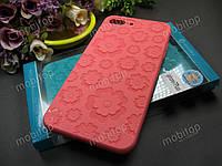 Полимерный TPU чехол Cocose iPhone 7 Plus / 8 Plus (розовый), фото 1