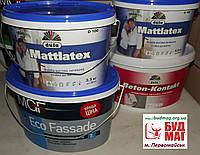 Краска Mattlatex Dufa/Дюфа D100 1,4 кг/1л