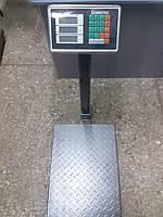 Весы товарные 300 кг, платформа 45х60