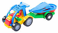 Авто-багги с прицепом (39227)