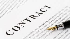 Договір про надання послуг зразок