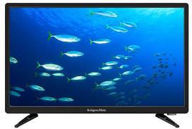 """Телевизор Kruger&Matz KM0222FHD 22"""" T2 Full HD USB"""