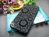 Полимерный TPU чехол Cocose iPhone 6 Plus (черный), фото 1