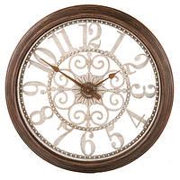 Большие оригинальные  настенные часы (51х51х5 см.)
