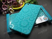 Полимерный TPU чехол Cocose iPhone 6 Plus (бирюзовый), фото 1