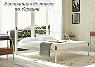 Кровать металлическая Франческа полуторная