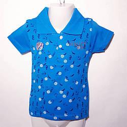 Детская футболка Поло 1-4