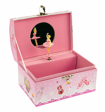Музыкальная шкатулка Goki Балерина