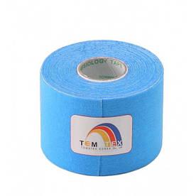Кинезио тейп TemTex 5смх 5м (Голубой)