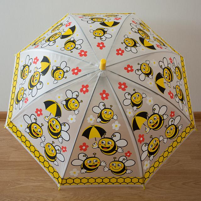 Яркий детский зонтик