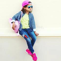 Зачем далеко идти - покупайте детские джинсы оптом от BabyLand!
