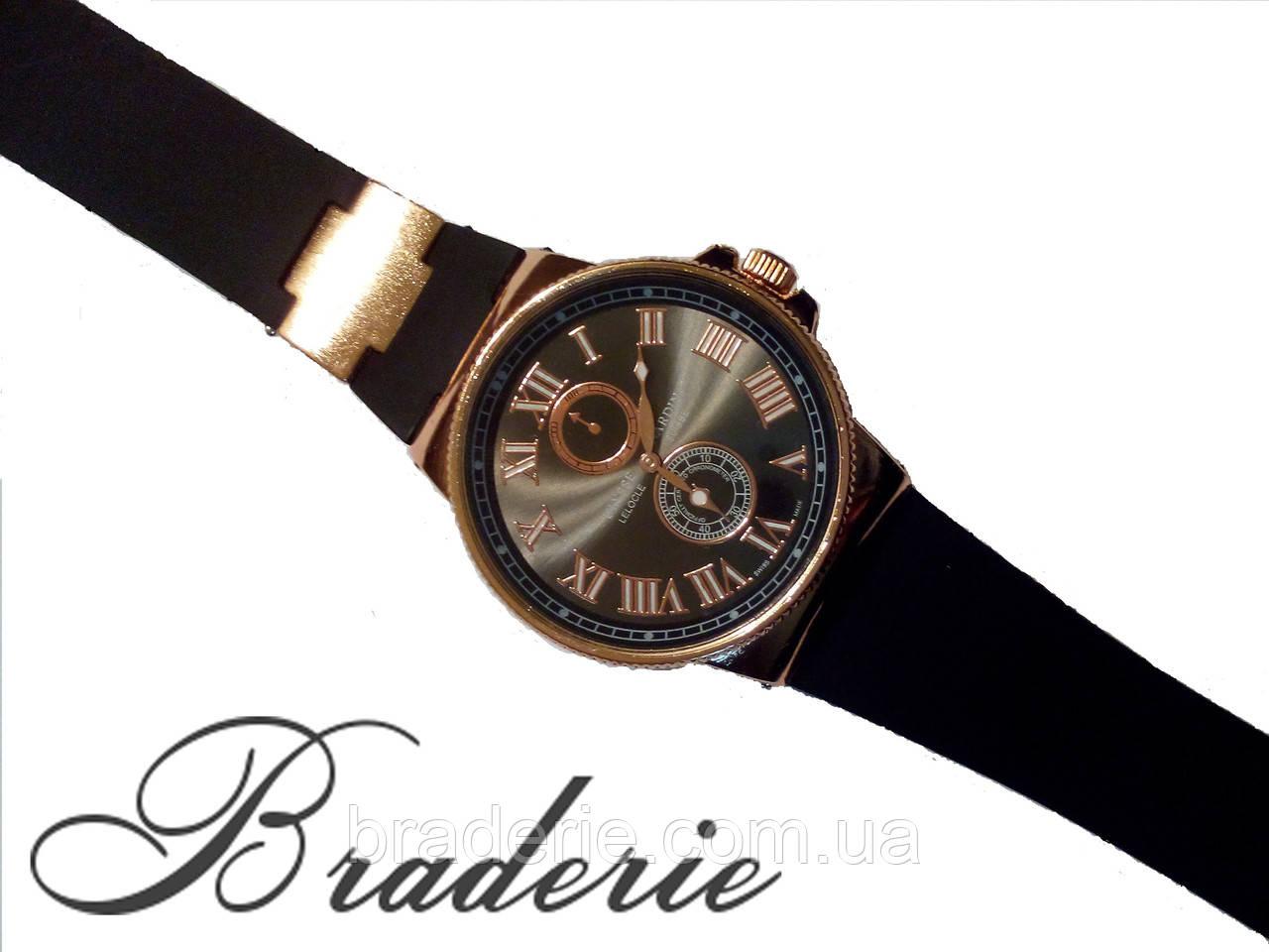 Часы наручные Ulysse Nardin 3484 Black