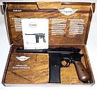 Пневматический пистолет Umarex Mauser C96 Legends, фото 3