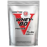 Протеины Vansiton Whey-80 (900 г) Ванситон Вей-80