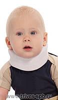 Бандаж для шейного отдела позвоночника для новорожденных 3,5см