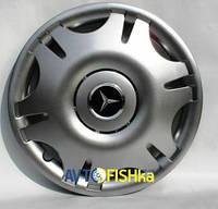 Ковпаки на колеса авто SKS / SJS Merсedes (модельні) R15, фото 1