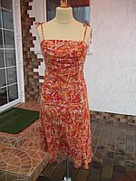 Платье  Per Una    (48р) Турция (крепдешин)