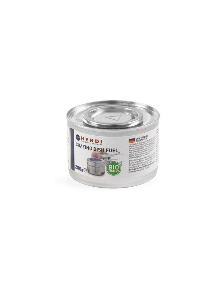 Горючая паста для подогрева мармитов
