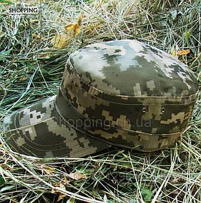 Кепка пиксель ЗСУ армейская ММ-14
