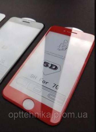 Защитное стекло 5D Iphone айфон 6S