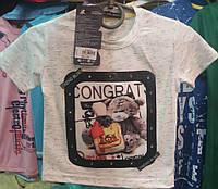 """Детские футболки для малышей """" Мишка"""", фото 1"""