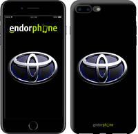 "Чехол на iPhone 7 Plus Toyota. Logo v2 ""3139c-337-571"""