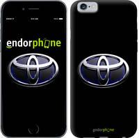 """Чехол на iPhone 6 Toyota. Logo v2 """"3139c-45-571"""""""