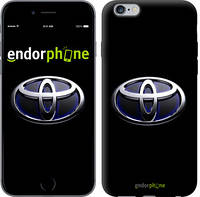 "Чехол на iPhone 6s Plus Toyota. Logo v2 ""3139c-91-571"""