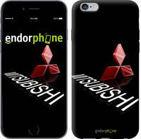 "Чехол на iPhone 6 Plus Mitsubishi. Logo v3 ""3128c-48-571"""