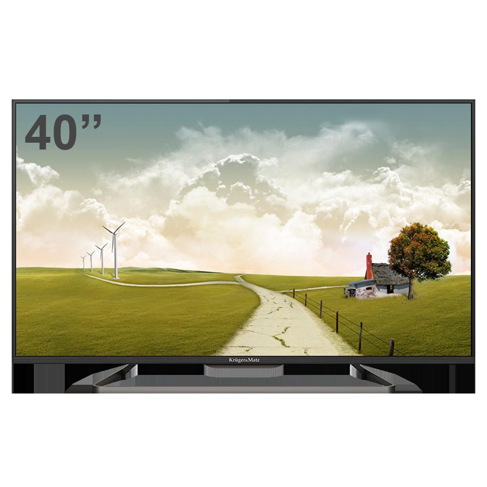 """Телевизор Kruger&Matz KM0240 40"""" T2 Full HD USB"""
