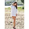 Летняя блуза туника натуральная ткань 791ИН