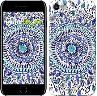 """Чехол на iPhone 7 Узоры и листья """"3080c-336-571"""""""