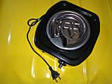 Электроплита Лемира 1-конфорочная 220 В. / 1.0 кВт. настольная узкий тэн ., фото 2