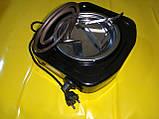 Электроплита Лемира 1-конфорочная 220 В. / 1.0 кВт. настольная узкий тэн ., фото 3