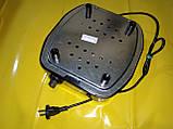 Электроплита Лемира 1-конфорочная 220 В. / 1.0 кВт. настольная узкий тэн ., фото 4