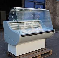 "Холодильная витрина ""РОСС ВПХТ Rimini"" 1,3 м. Бу"
