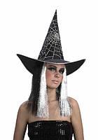 Колпак Ведьмы с волосами