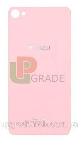 Задняя крышка Meizu U10 U680H розовая