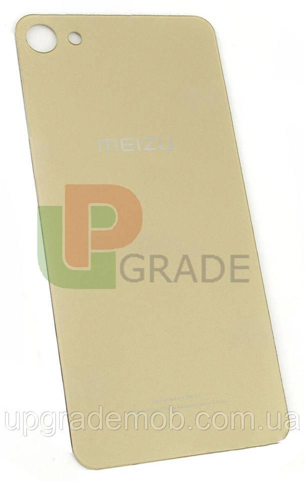 Задняя крышка Meizu U10 (U680H), золотистая