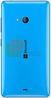 Задняя крышка Microsoft 540 Lumia Dual Sim (RM-1140/RM-1141), голубая
