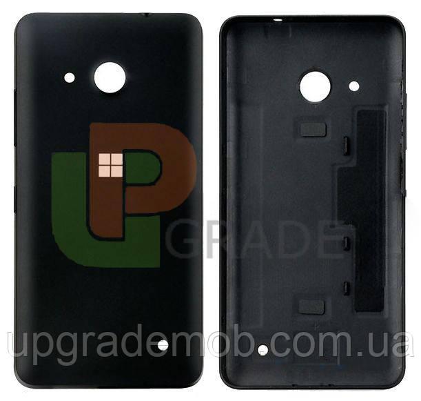 Задняя крышка Microsoft 550 Lumia, черная