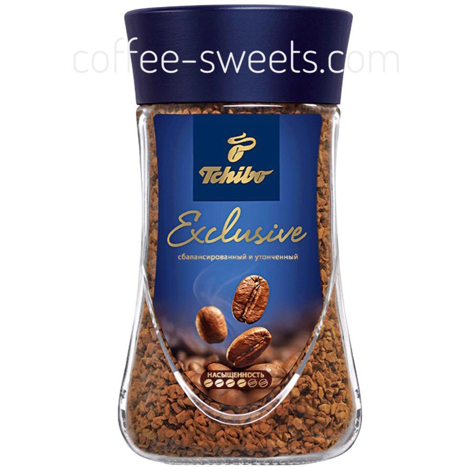 Кофе растворимый Tchibo Exclusive 200g