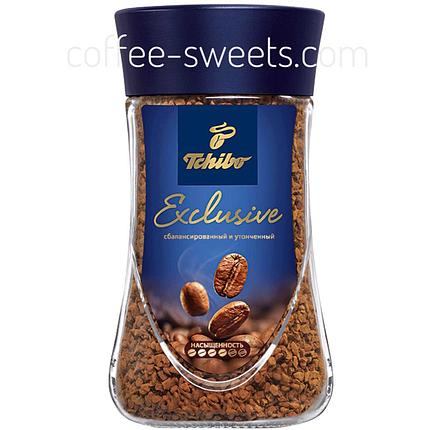 Кофе растворимый Tchibo Exclusive 200g, фото 2