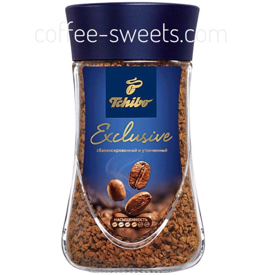 Кофе растворимый Tchibo Exclusive 100g